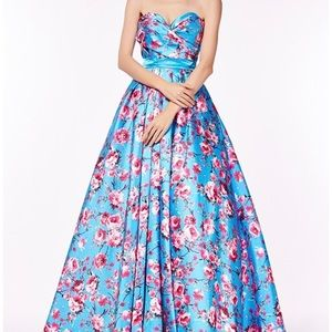 Angela & Alison Spring 2017 ball gown